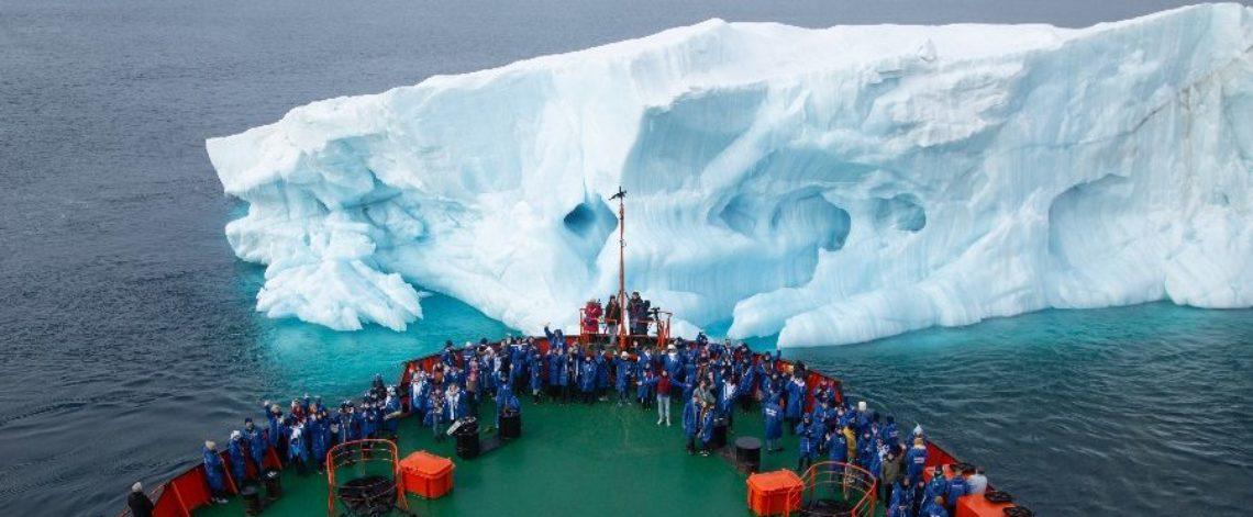 Knowledge Icebreaker goes North